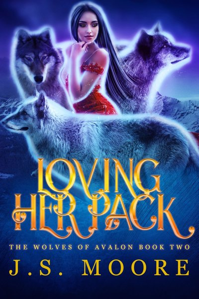 Loving Her Pack by J.S. Moore