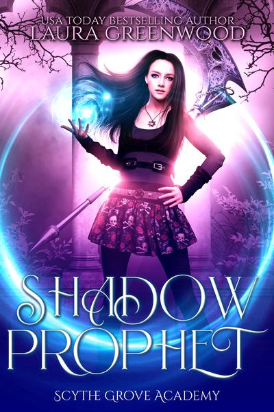 Shadow Prophet The Shadow Seer Association Laura Greenwood