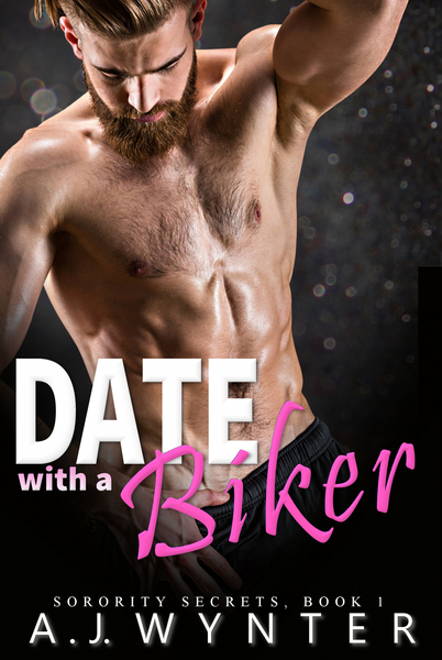 Date with a Biker by A.J. Wynter