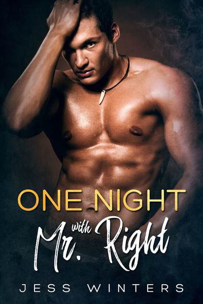 One Night with Mr. Right by Jess Winters