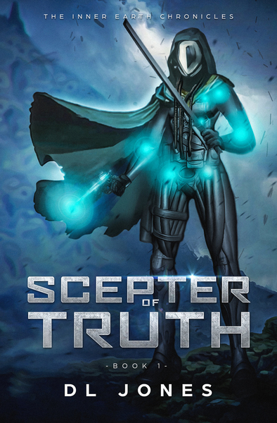 Scepter of Truth by DL Jones