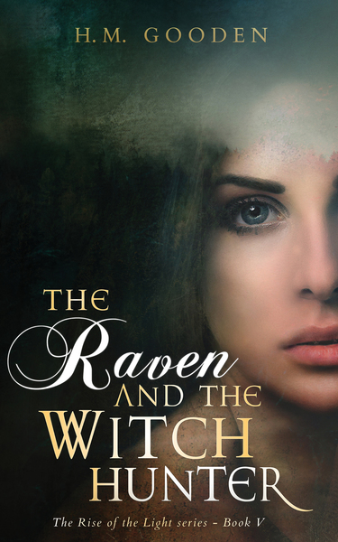 The Raven and The Witch Hunter by H. M. Gooden