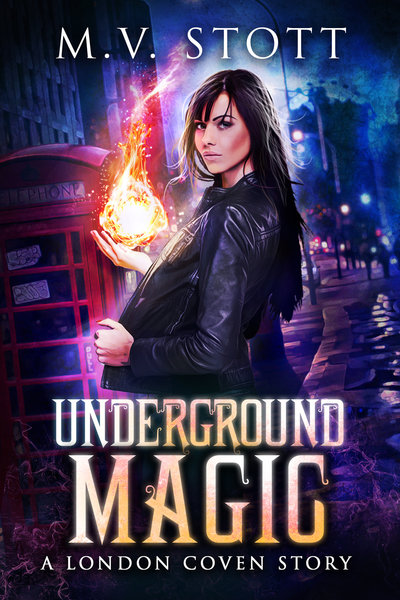 Underground Magic by Uncanny Kingdom