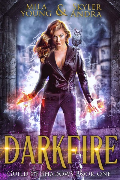 Darkfire by Mila Young