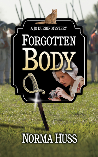Forgotten Body by Norma Huss