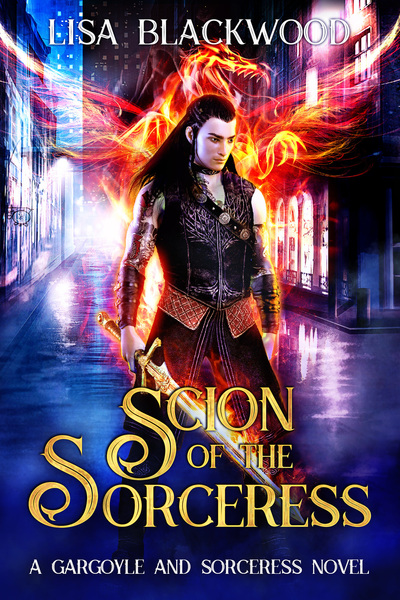 Scion of the Sorceress by Lisa Blackwood