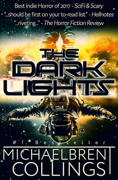 The Darklights by Michaelbrent Collings
