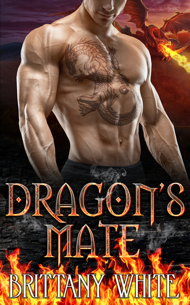 Dragon's Mate by Brittany White