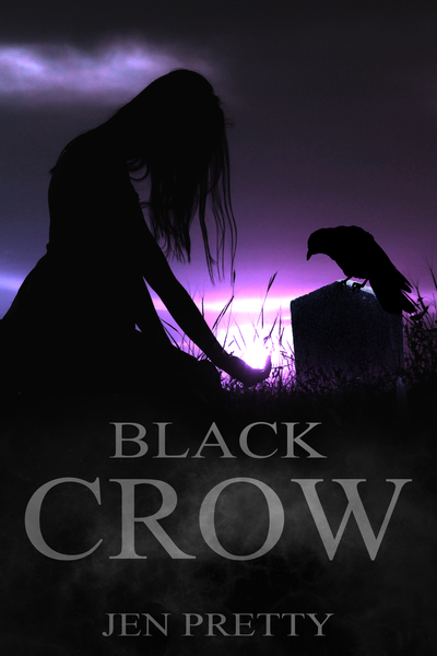 Black Crow by Jen Pretty