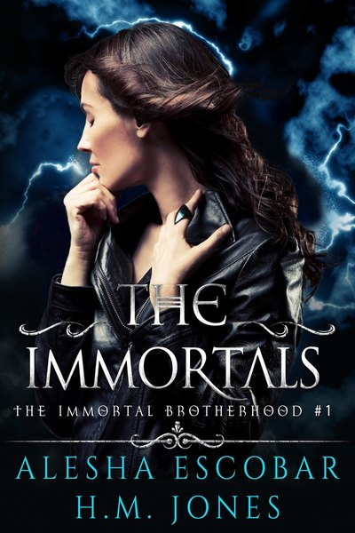 The Immortals by Alesha Escobar