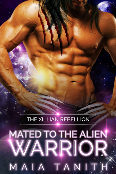 Mated to the Alien Warrior by Maia Tanith