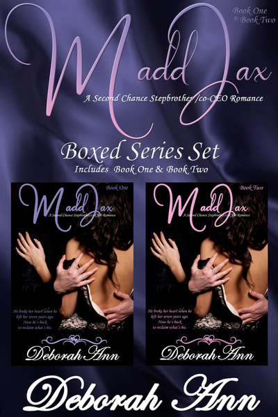 MaddJax Series, Boxed Series Set by Deborah Ann
