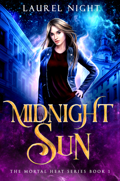 Midnight Sun by Laurel Night