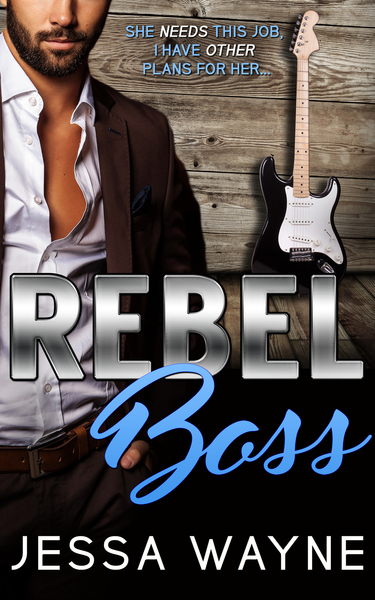 REBEL Boss by Jessa Wayne
