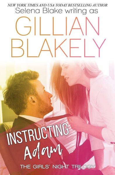 Instructing Adam by Selena Blake