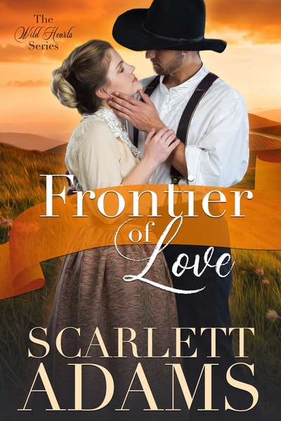 Frontier of Love by Scarlett Adams