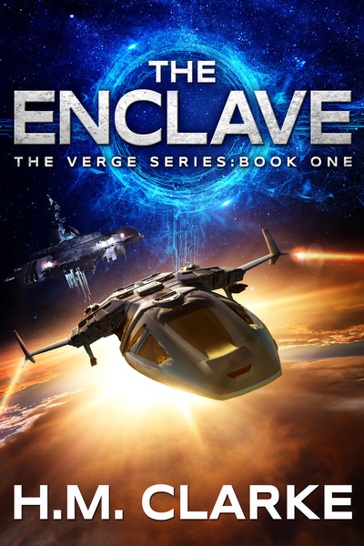 The Enclave by H.M.Clarke