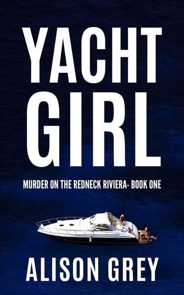 YACHT GIRL by Alison Grey