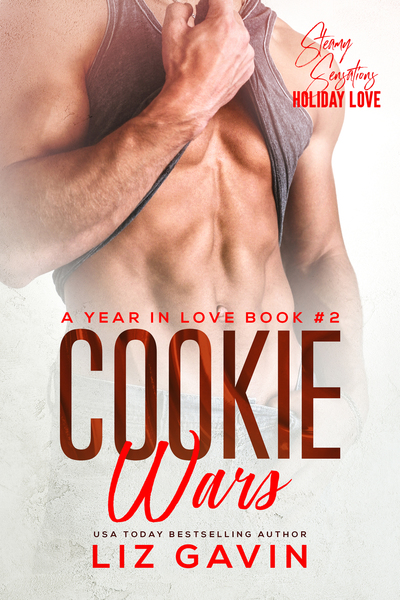 Cookie Wars by Liz Gavin