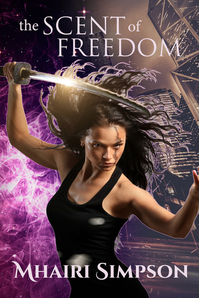 The Scent Of Freedom by Mhairi Simpson