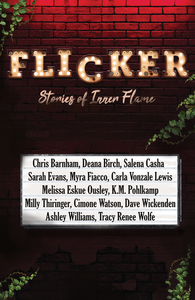 Flicker by Myra Fiacco