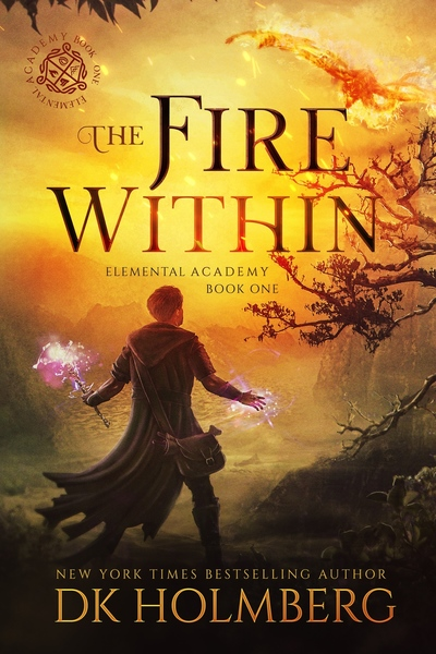The Fire Within by DK Holmberg