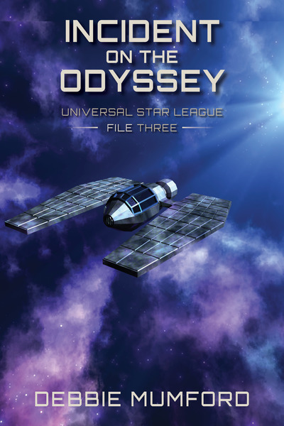 Incident on the Odyssey by Debbie Mumford