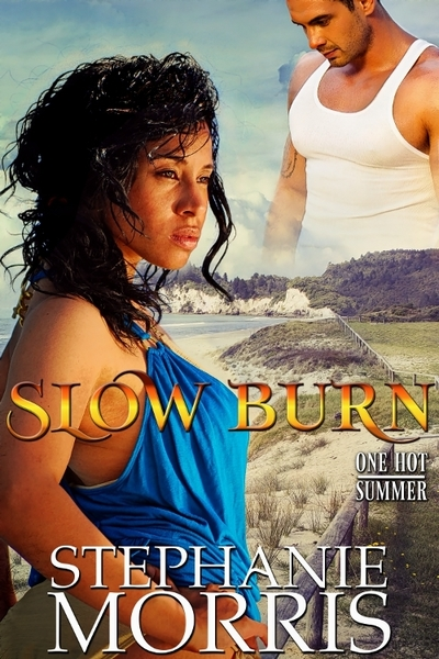 Slow Burn by Stephanie Morris