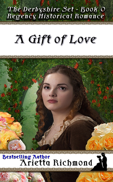 A Gift of Love by Arietta Richmond - BooksGoSocial Romance