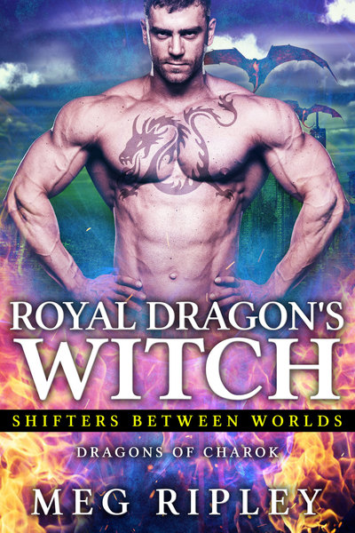 Royal Dragon's Witch by Meg Ripley