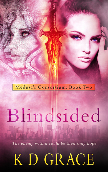 Blindsided by K D Grace