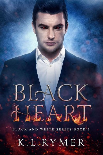 Black Heart: A Demon Paranormal Romance by K.L. Rymer