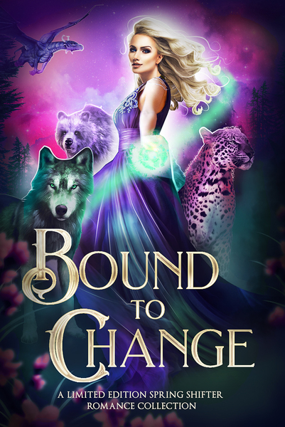 Bound To Change by Leigh Kelsey
