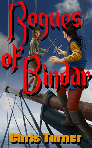 Rogues of Bindar by Chris Turner