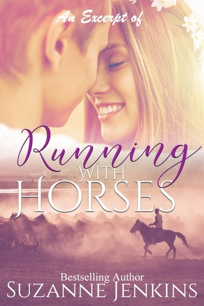 An Excerpt of Running with Horses by Suzanne Jenkins