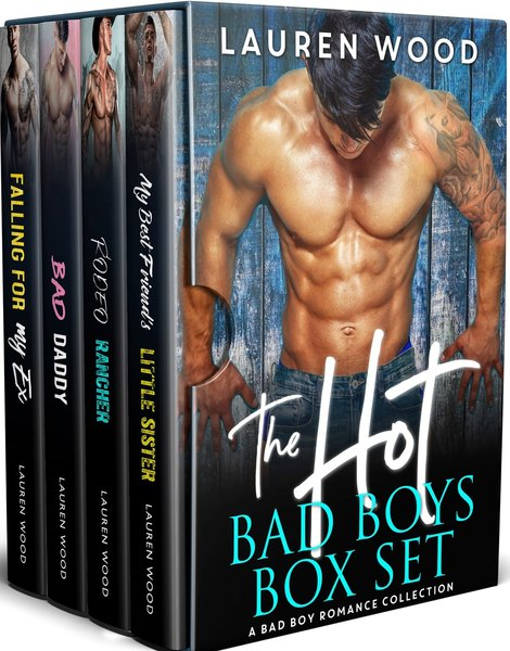 The Hot Bad Boys by Lauren Wood