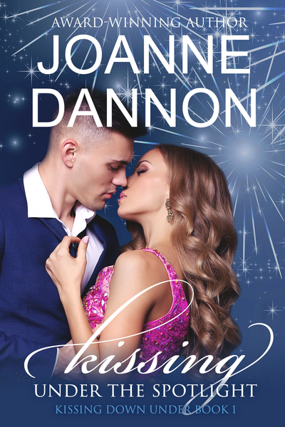 Kissing under the Spotlight by Joanne Dannon