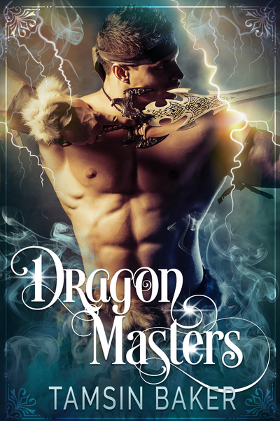 Dragon Masters by Tamsin Baker