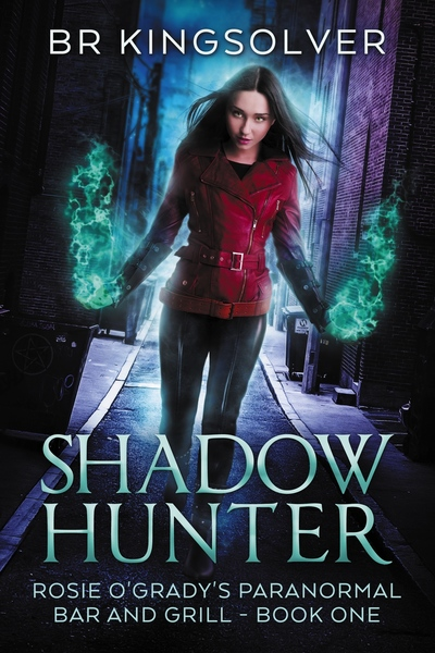 Shadow Hunter by BR Kingsolver