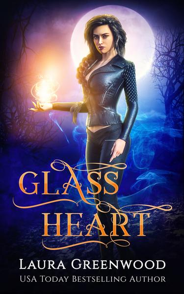glass heart free book urban fantasy Laura Greenwood