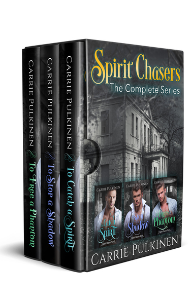 Spirit Chasers: The Complete Series Box Set by Carrie Pulkinen