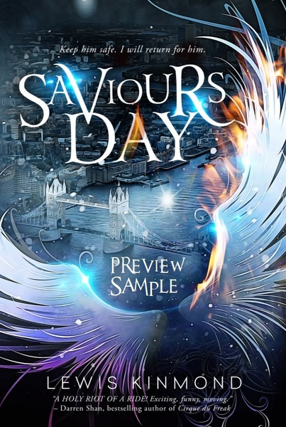 SAVIOURS DAY - Preview Sample by Lewis Kinmond
