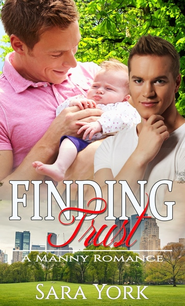 Finding Trust by Sara York