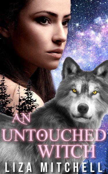 An Untouched Witch by Liza Mitchell