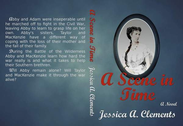 A Scene in Time by Jessica Anne Clements