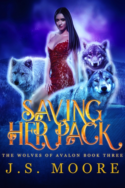 Saving Her Pack by J.S. Moore