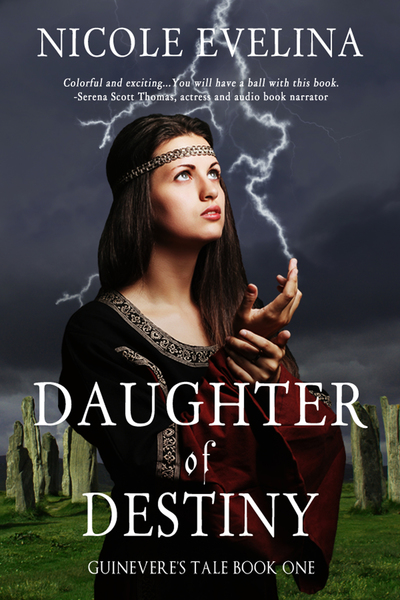 Daughter of Desitiny by Nicole Evelina