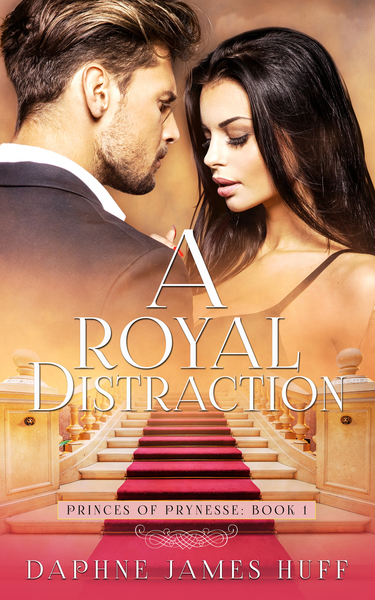 A Royal Distraction by Daphne James Huff