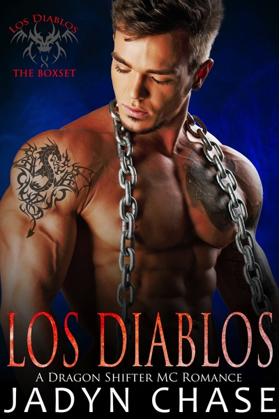 Los Diablos - The Complete Boxset by Jadyn Chase