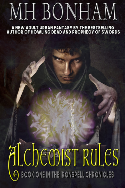 Alchemist Rules by MH Bonham